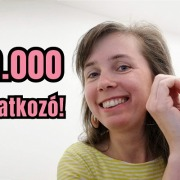 50000 feliratkozó Ébredő Szexualitás Blog Youtube élő közvetítés