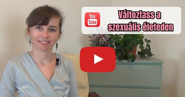 Ébredő Szexualitás YouTube csatorna mélypont után virágzás